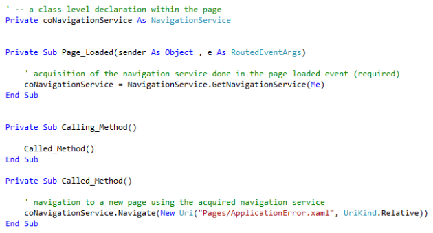 WPF_PageNavigationFromWithinAPage
