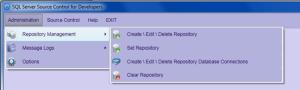 SSSC_RepositoryManagementMenu