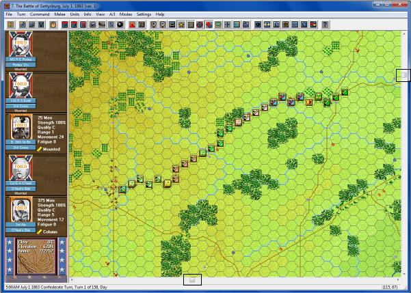 GettysburgWargamePlayingBoard