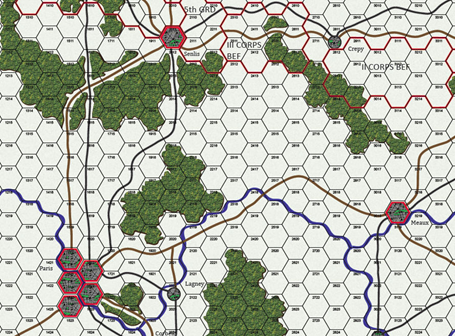 HexagonalTileMap