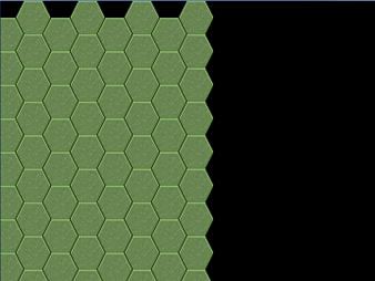 HexagonalTileMapWithRightEdgeOverrun