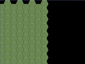 HexagonalTileMapWithRightEdgeOverrun