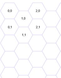 NumberedHexagonalTiles