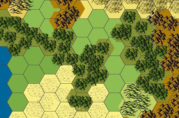 Hexagonal Maps Part Iii Selecting A Tilehexagon Tech Notes